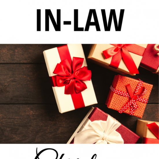 The In-Law Christmas Gift Guide