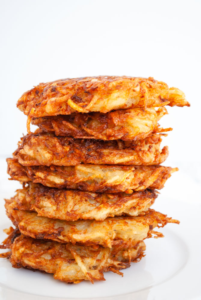 Potato Pancakes german recipes