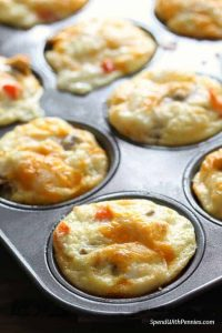 quick and easy egg muffins