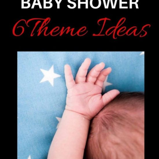 Memorial Day baby shower – 6 Ideas for the perfect party