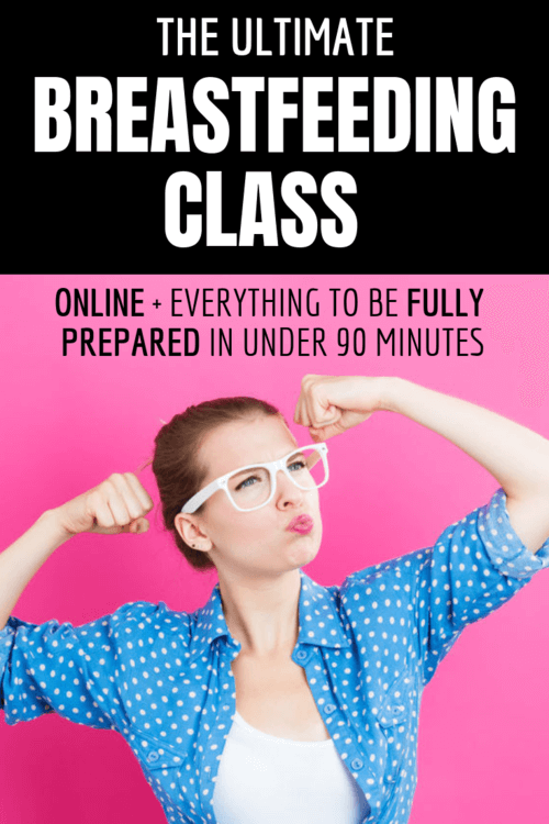 ultimate breastfeeding class