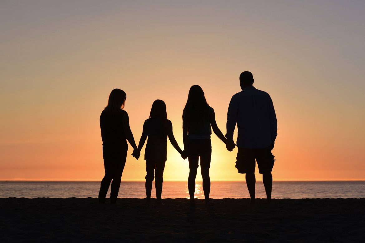 family meaning silhouette