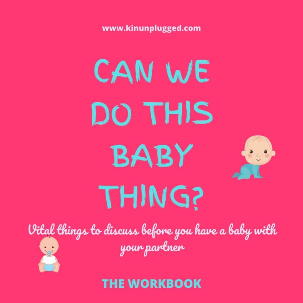 cover image of baby workbook