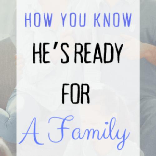 13 Characteristics of a Family Man