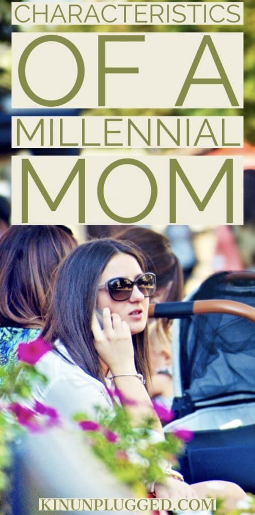 millennial mom characteristics