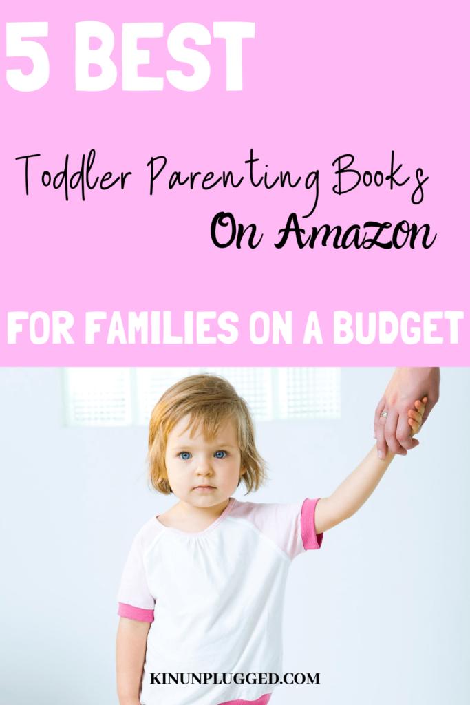 toddler parenting books pin