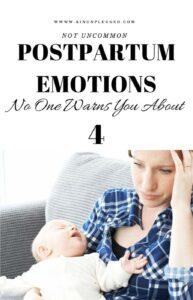 postpartum emotions