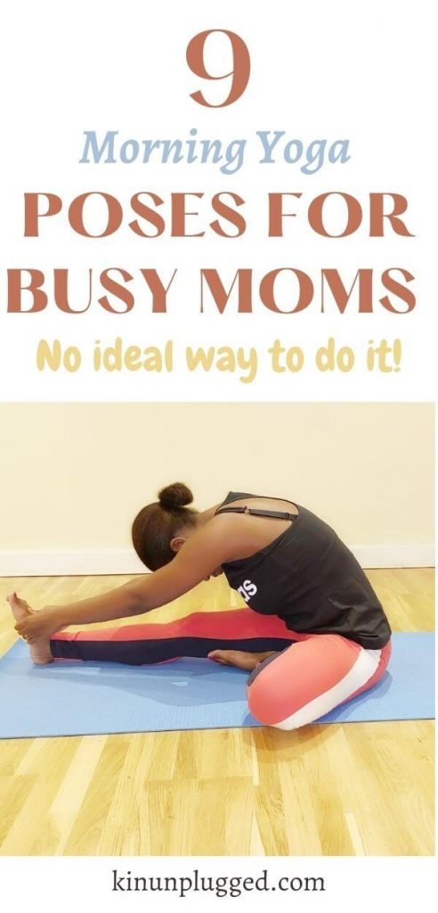 yoga for moms pin