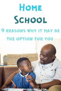why homeschool pin