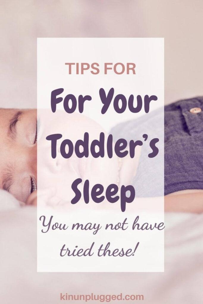 toddler through the night