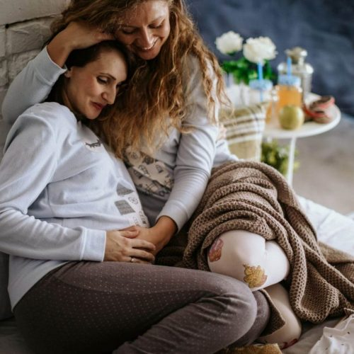 When friendships change after motherhood