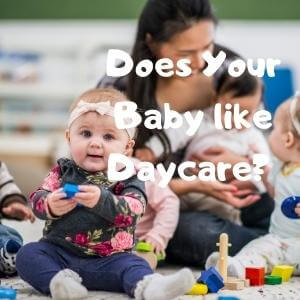 babies at daycare