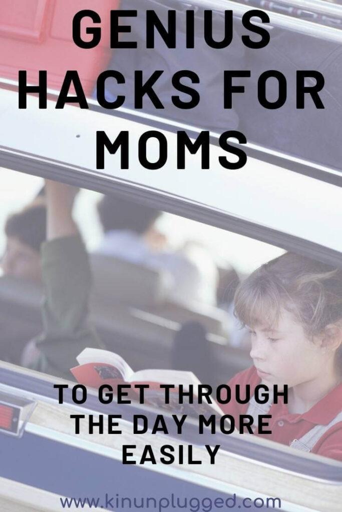 genius mom hacks