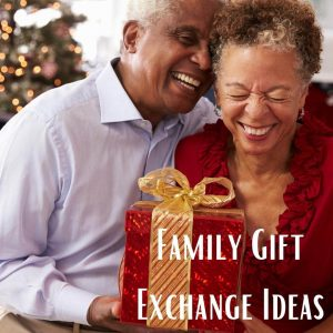family gift exchange ideas