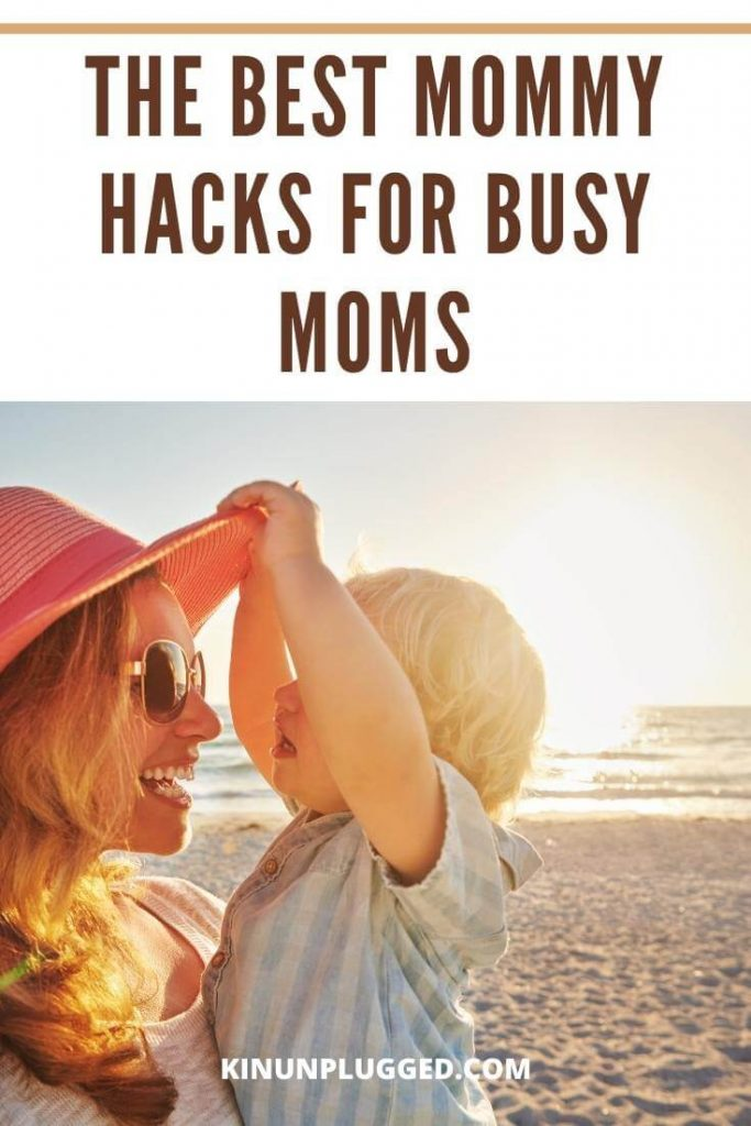 busy mom hacks