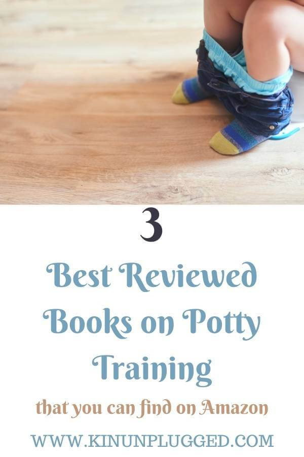potty training books