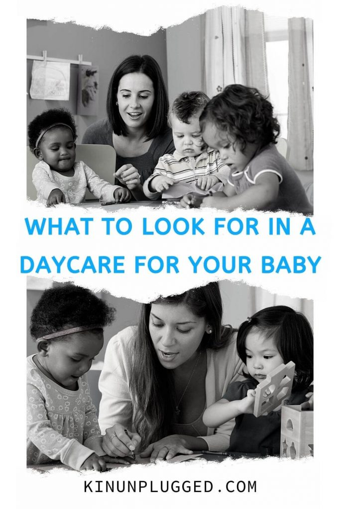 daycare for babies
