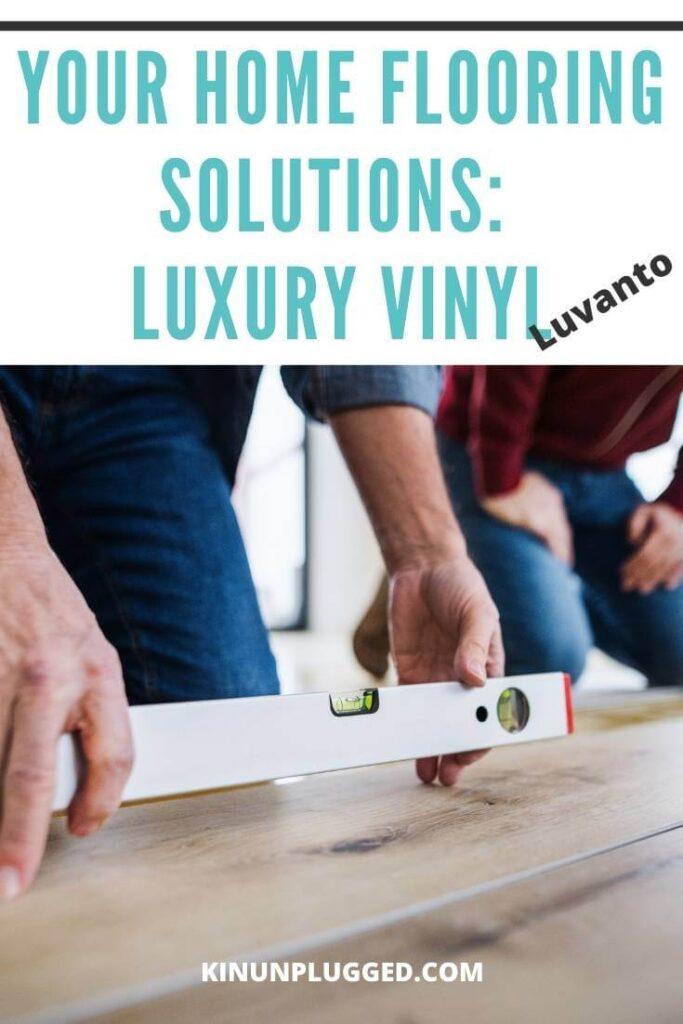 luvanto vinyl flooring