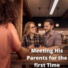 meeting parents for the first time