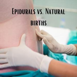 natural births