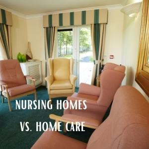 5 Things to Consider When Choosing Home Care vs Nursing Homes for Your Loved Ones