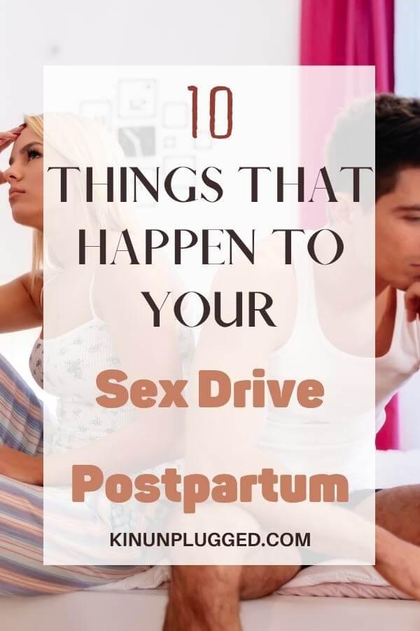 postpartum sex drive