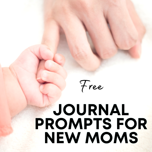 mommy journal prompts