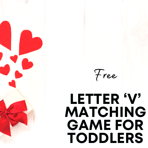 valentine's printable for toddlers