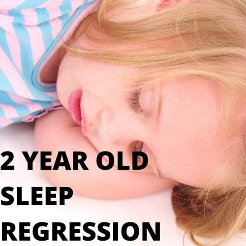 2 year old sleep regression