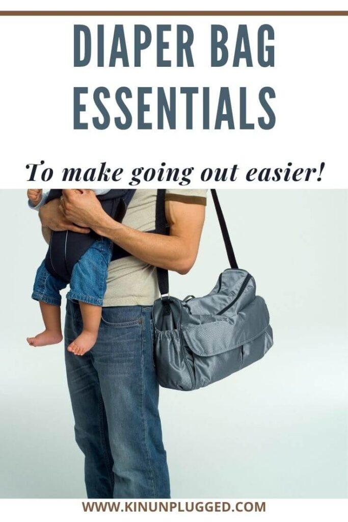 baby bag essentials