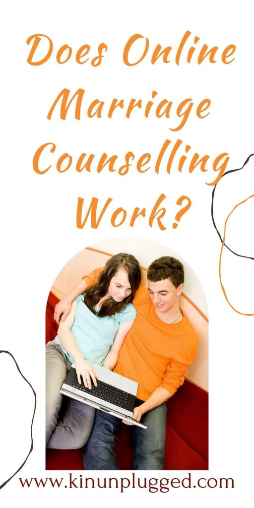 couples counselling online