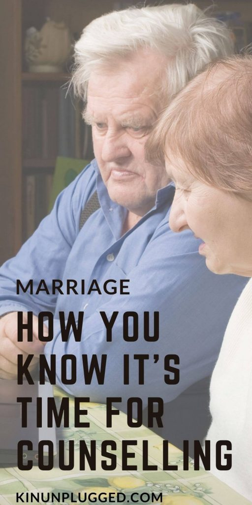 marriage therapy signs