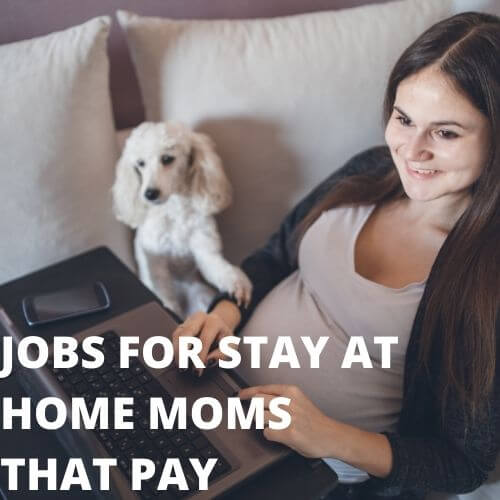 making money as a sahm