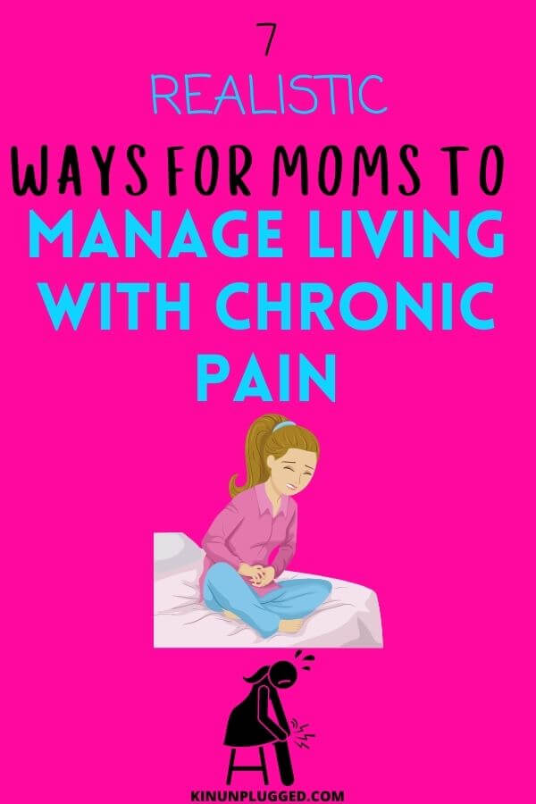 living with chronic pain