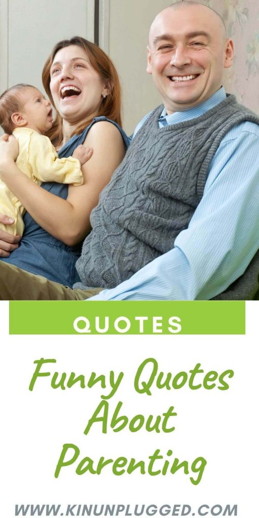 funny quotes about parenting
