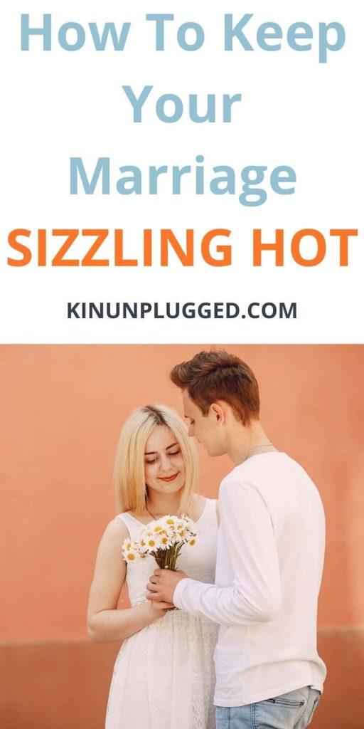 keep marriage alive