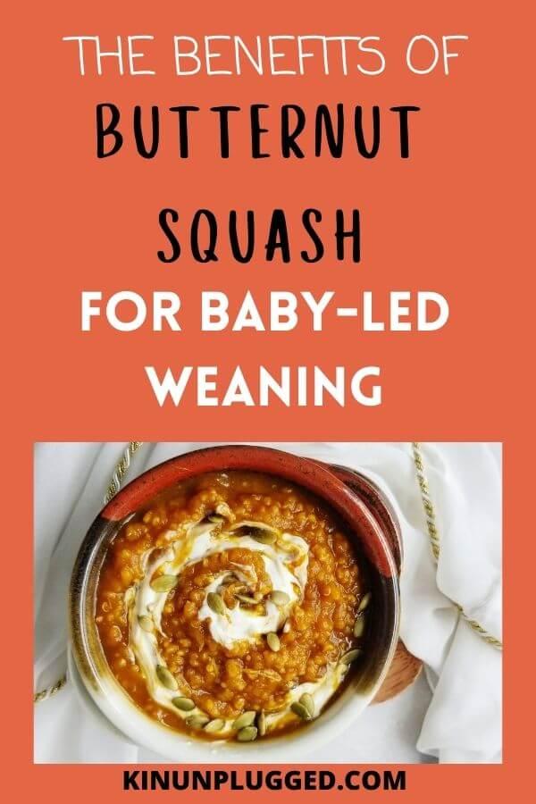 butternut squash bites for baby