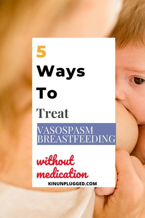 vasospasm-breastfeeding