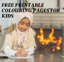free printable colouring pages for kids