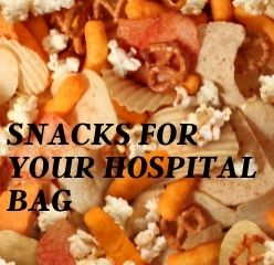 22 of the Most Convenient and Easy Snacks for your Hospital bag