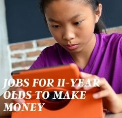 jobs for 11 year olds to make money