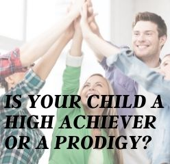 Prodigy vs. High Achiever: Which one is your child?