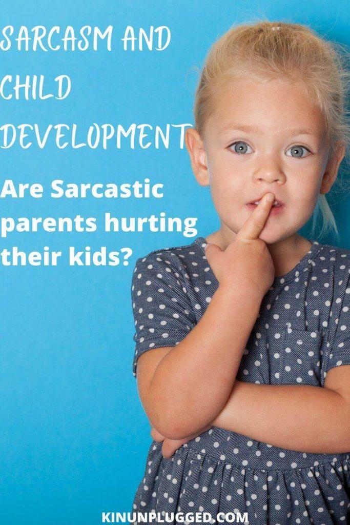 sarcastic parent