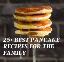 pancakes for the family