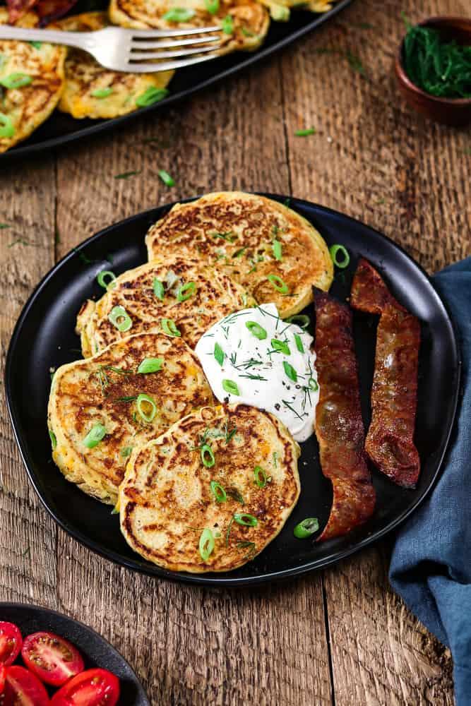 easy pancake recipe for kids (vegan)
