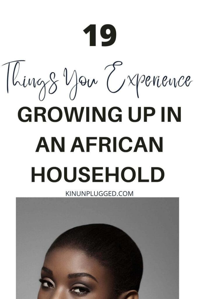 strict african parents