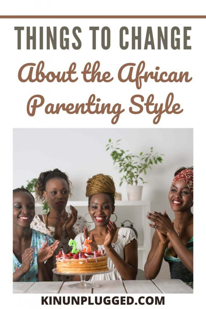 african parenting styles