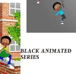 black cartoon shows