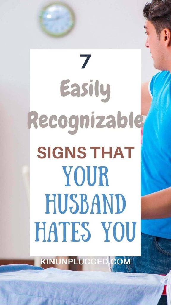husband hates you